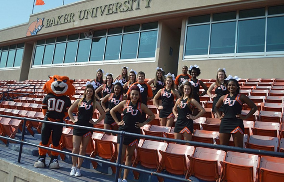 Photo for Baker Cheer to Host Recruitment Day on March 20