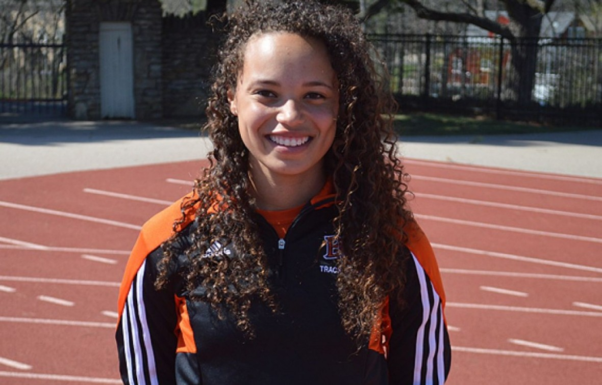 Photo for Alexandra Garbarino-Herman Named Heart Athlete of the Week