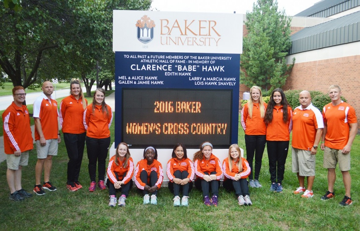 Photo for Baker Cross Country Opens 2016 with Maple Leaf Invitational