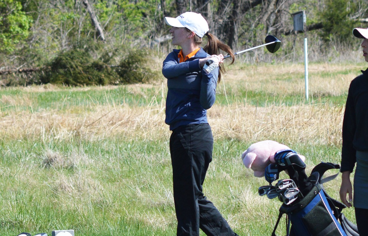 Photo for Women's Golf Finishes Heart Championship in Third Place