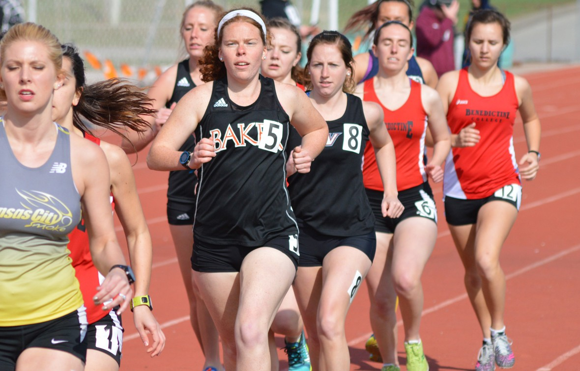 Bailey Horlander will compete in the Marathon on Saturday at 6 a.m.