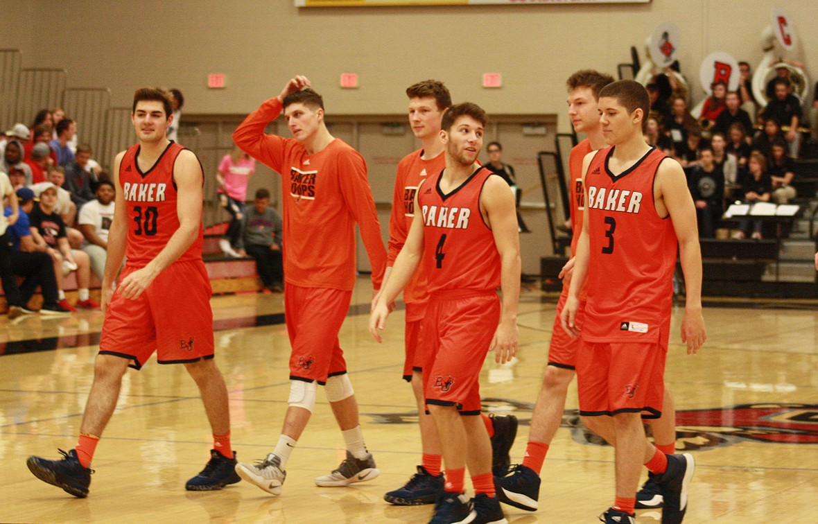 Photo for No. 1 William Penn Ends No. 8 Baker's Tournament Run