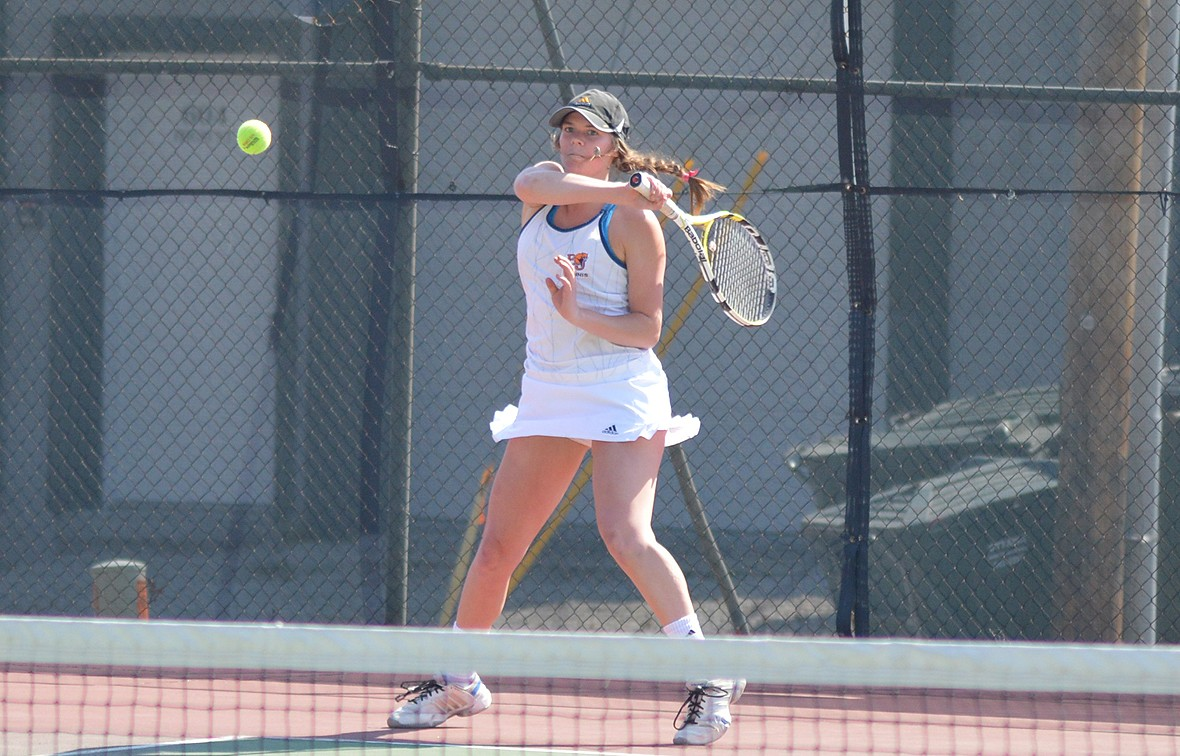 Jaimie Myers and the Wildcats took on No. 7 ranked William Woods over the Weekend