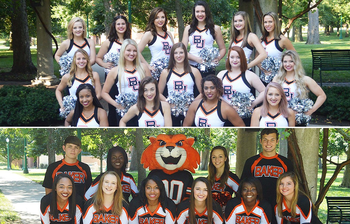 Photo for BU to Host 2017 NAIA Northwest Cheer/Dance National Qualifier Friday