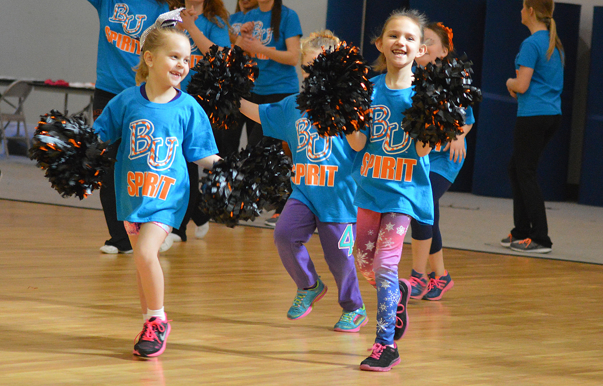 Photo for BU Spirit Squad Programs to Host Youth Sideline Spectacular Feb. 18