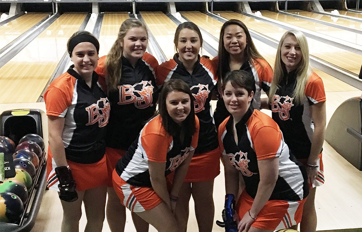 Photo for Bowling Takes 10th at Midwest Collegiate Tournament, 6th at MidStates