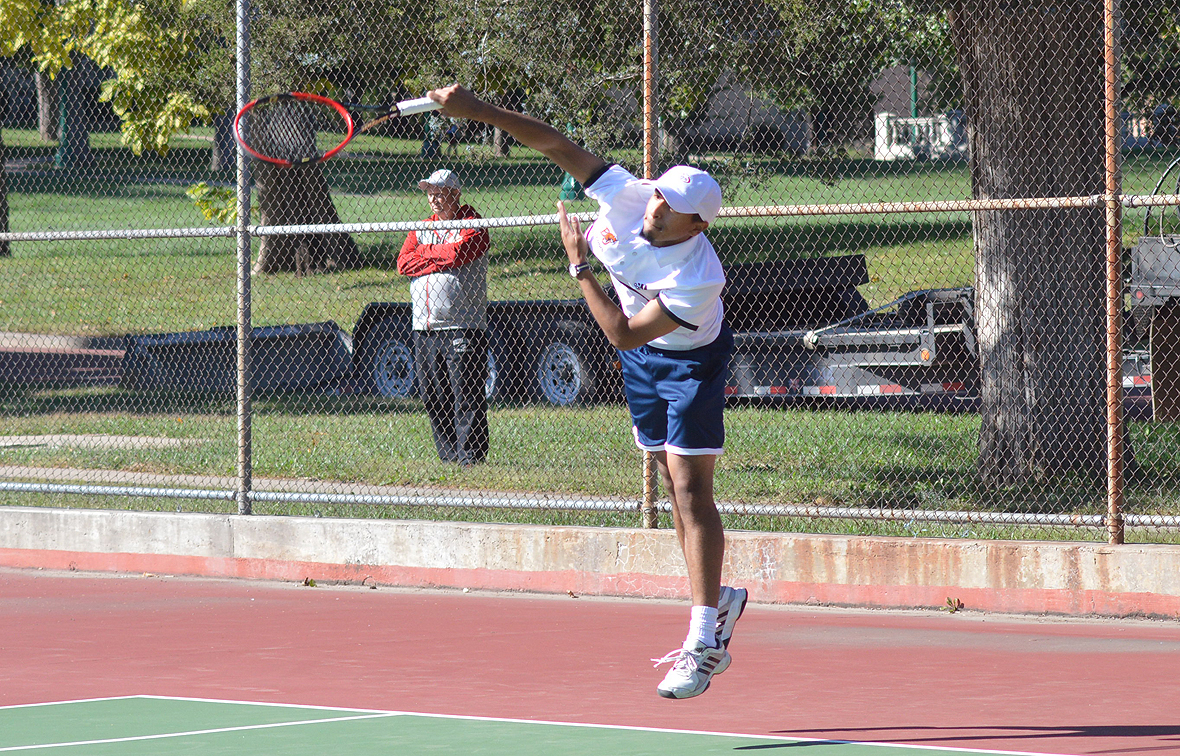 Photo for Women's Tennis Dispatches William Jewell, Men Fall to the Cardinals