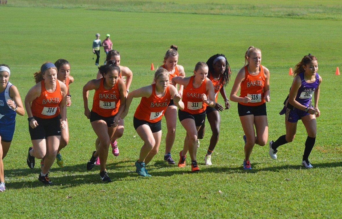 Photo for Baker Men Take First, Women Finish Second at Maple Leaf Invite