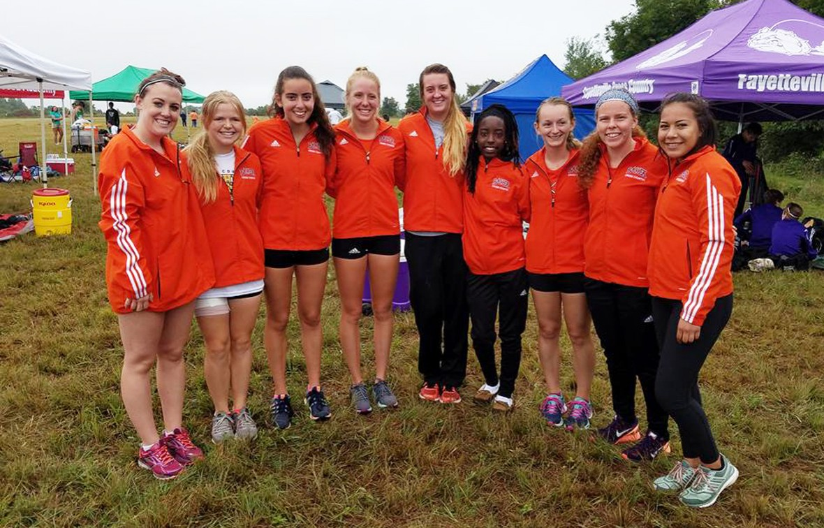 Photo for Cross Country Ends Regular Season Schedule at Mount Mercy Invite