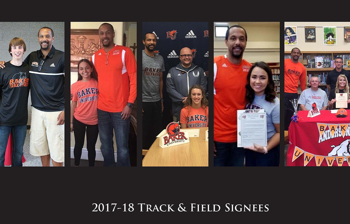 Photo for Track & Field Announces 14 New Wildcats