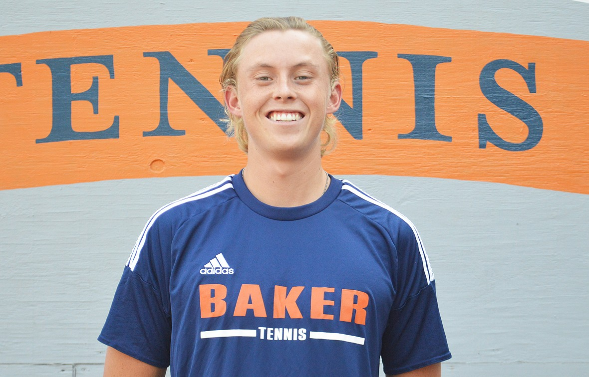 Photo for Baker Tennis Sweeps Heart Player of the Week Awards