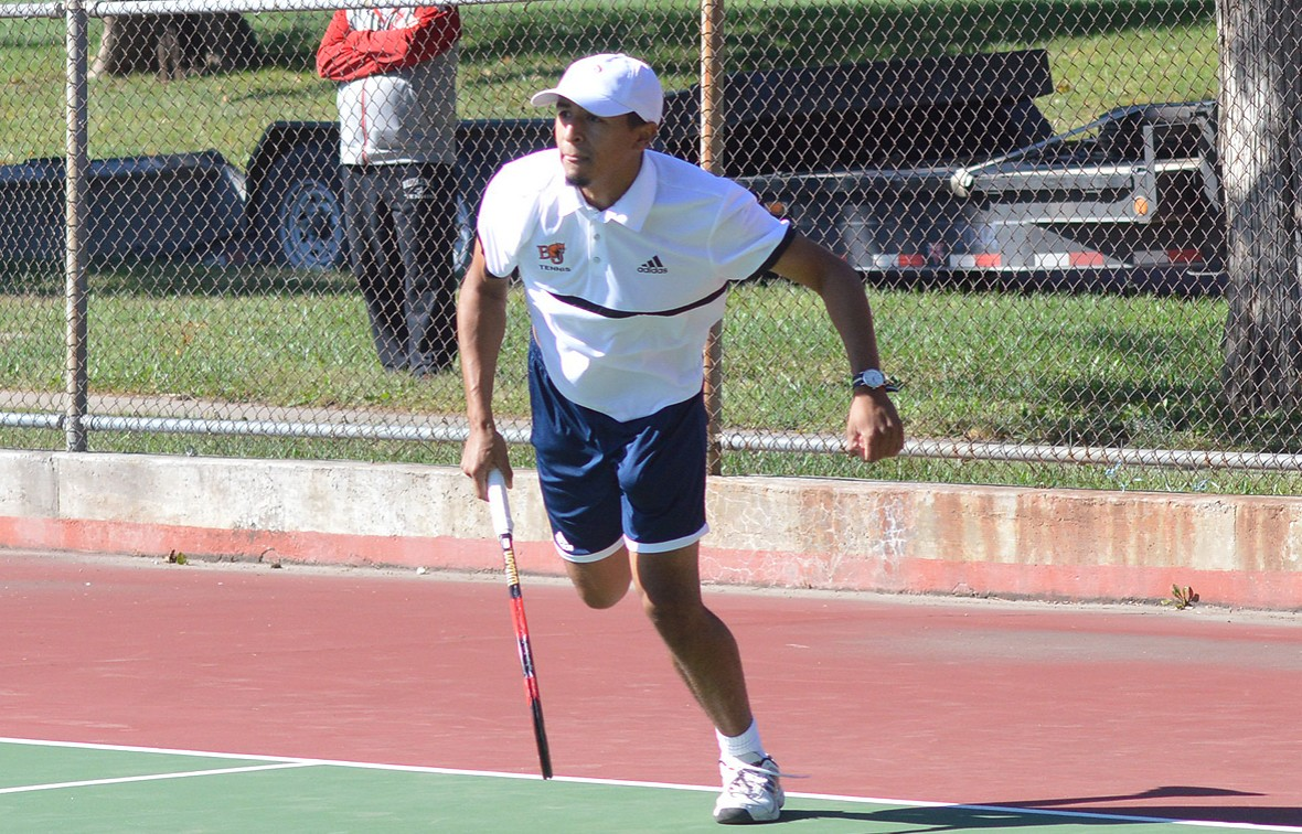 Photo for Tennis Opens up at Missouri Valley Invitational