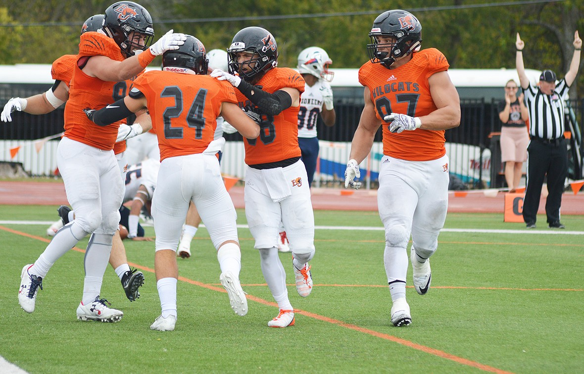 Photo for Baker Football Retains No. 2 Spot in Top 25 Poll